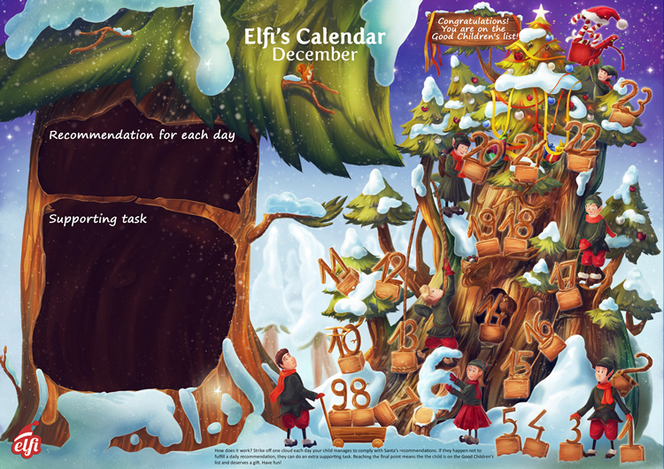 The History of the Advent Calendar
